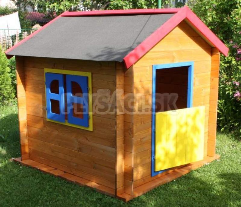 cfb05bd5001b Woody - Záhradný domček Erik
