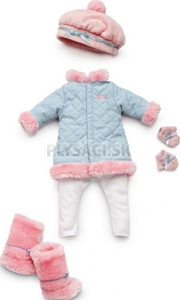 Lovely Trudimia - Oblečenie zimná súprava 38 cm e427f7fc35e