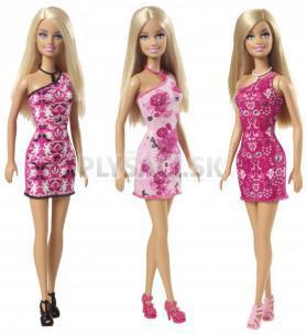 Barbie - V šatách