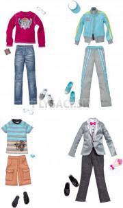 Barbie Fashionistas - Oblečenie Ken
