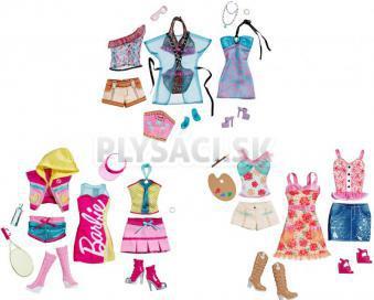 Barbie Fashionistas - Relax šaty