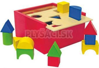 Woody - Vkladacia krabička, malá
