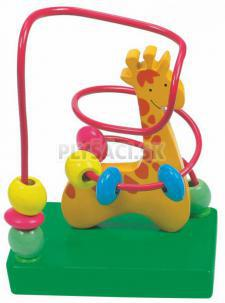 "Woody - Motorický labyrint ""Žirafa"", malý"