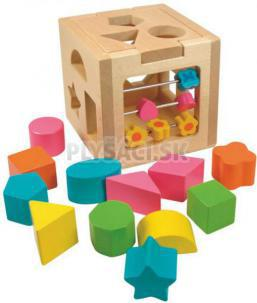 Woody - Vkladacia krabička s počítadlom