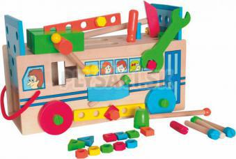 Woody - Montážny autobus