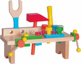 Woody - Pracovný stôl s náradím