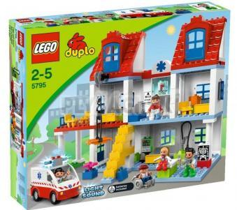 LEGO Duplo Legoville - Veľká mestská nemocnica