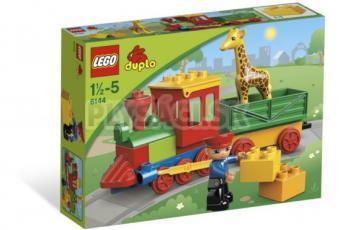 LEGO Duplo Legoville - Vláčik v ZOO
