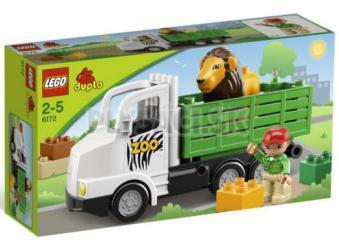 LEGO Duplo Legoville - ZOO dodávka