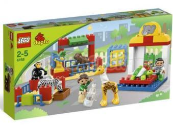LEGO Duplo Legoville - Klinika pre zvieratá