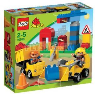 LEGO Duplo Kocky - Moja prvá stavba