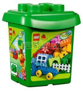 LEGO Duplo Kocky - Tvorivý kýblik