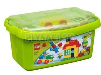 LEGO Duplo Kocky - Veľký box s kockami
