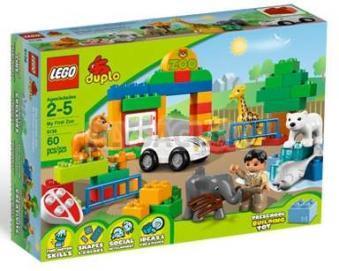 LEGO Duplo kocky - Moja prvá ZOO