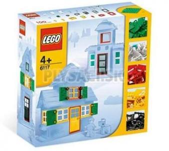 LEGO kocky - Dvere a okná