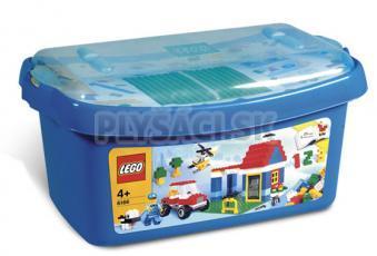 LEGO kocky - Veľký box s kockami