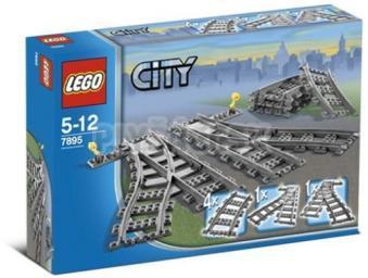 LEGO City - Výhybky