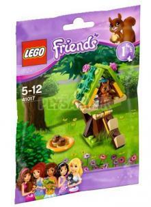 LEGO Friends - Domček na strome pre veveričku