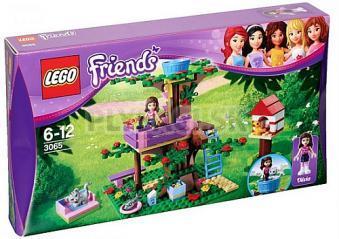 LEGO Friends - Olivia má domček na strome