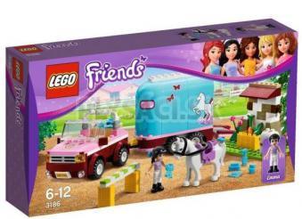 LEGO Friends - Emmin príves pre kone
