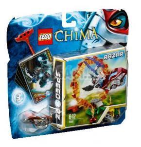 LEGO CHIMA - Ohnivý kruh