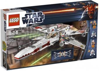 LEGO Star Wars - Hviezdna stíhačka X-wing