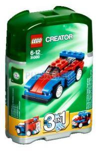 LEGO Creator - Mini pretekárske autíčko