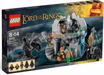 LEGO Pán prsteňov - Útok na Weathertop