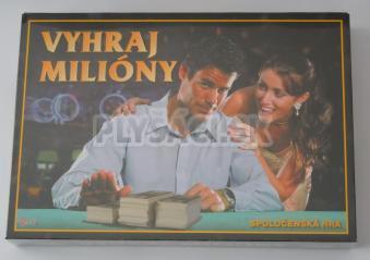 Spoločenská hra - Milionár