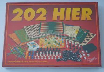Spoločenská hra - Súbor hier 202