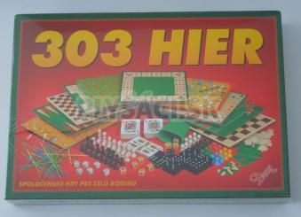 Spoločenská hra - Súbor hier 303