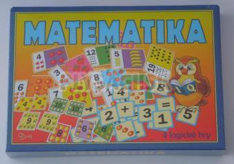 Spoločenská hra - Matematika