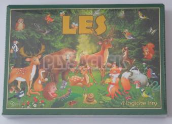 Spoločenská hra - Les