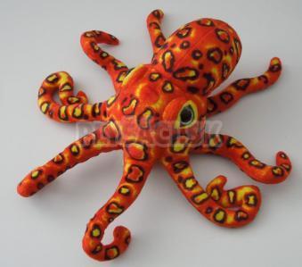 Plyšová Chobotnica, 40 cm