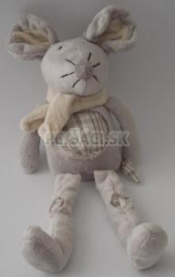 Plyšová Myška, 18 cm
