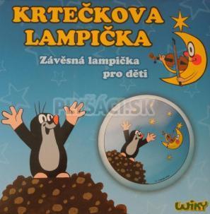 Lampička - Krtko