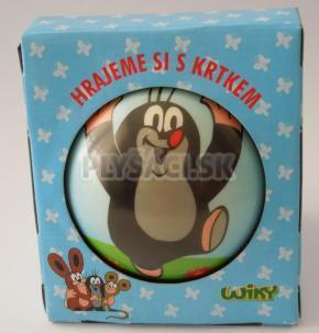 Lopta - Krtko, 15 cm