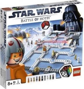 LEGO Spoločenské hry - Star Wars Bitka o planétu Hoth