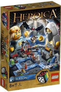 LEGO Spoločenské hry - Heroica - Katakomby Ilrion