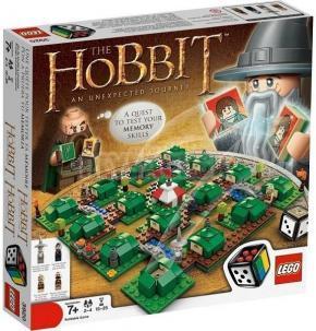 LEGO Spoločenské hry - Hobit: Neočakávaná cesta