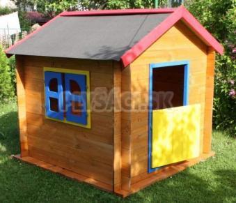 Woody - Záhradný domček Erik