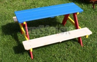 Woody - Piknikový stôl Anetta