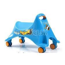 Woody - EezyPeezy odrážadlo modré