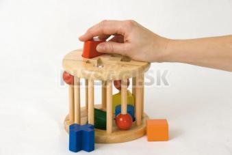Woody - Vkladacia klietka