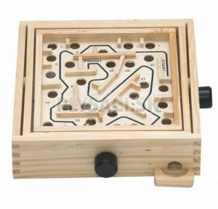 Woody - Naklápaci labyrint