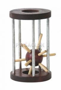 Woody - Hlavolam Ježko v klietke