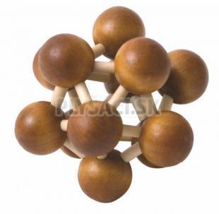 Woody - Hlavolam Molekula