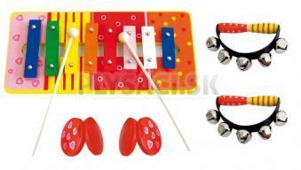 Woody - Muzikálny set s xylofónom