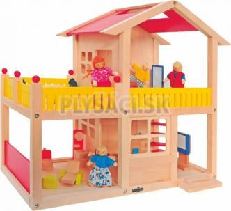 Woody - Moderný domček s terasou, veľký