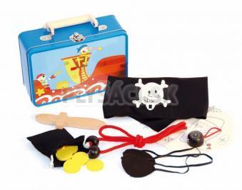 "Woody - Set v kufríku ""Piráti"""